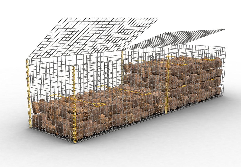 Gabion Baskets Tcs Geotechnics