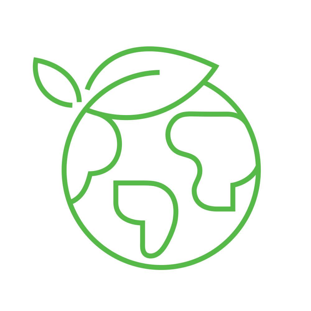 sustainable world logo