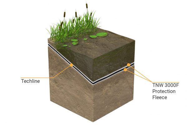 lake-lining-geotextile-application
